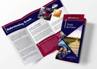 Trust Services Marketing Materials
