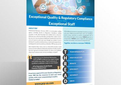 Informational Sales Sheet